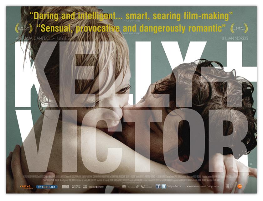 KELLY+VICTOR UK quad poster