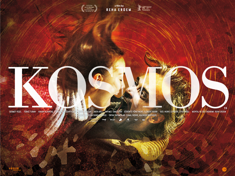 KOSMOS - UK quad poster, unused concept