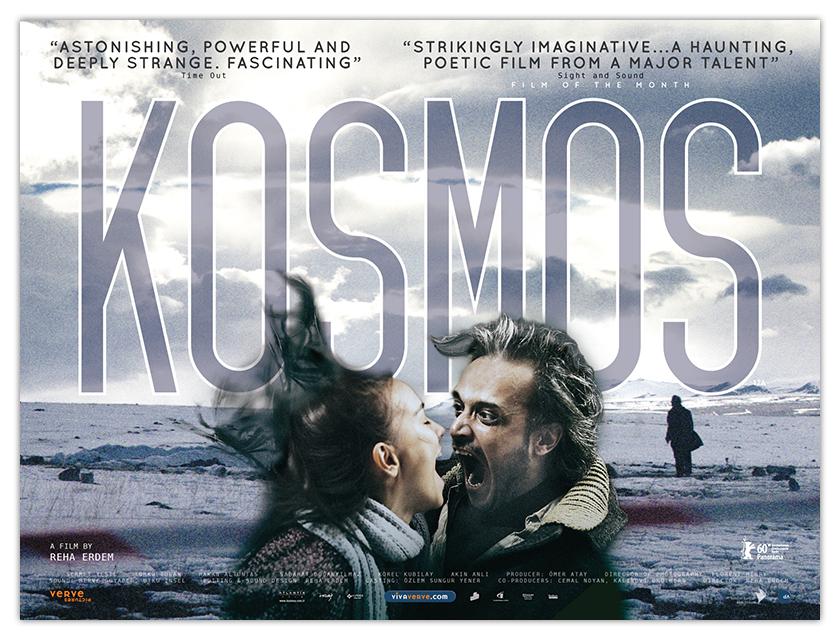 KOSMOS - UK Quad artwork